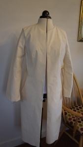 Toile coat